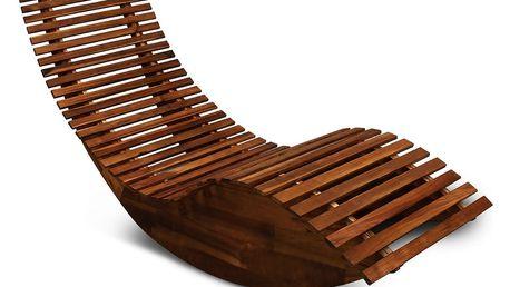 Dřevěné lehátko D1845 Dekorhome