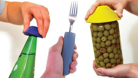 Speciální bezpečností kuchyňské doplňky