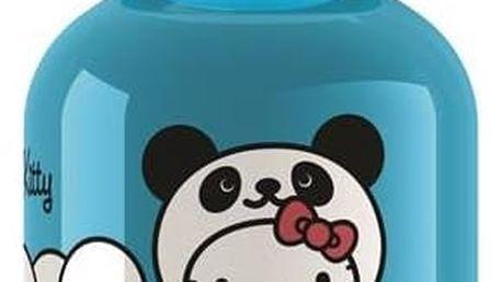 Láhev na pití Sigg dětská Hello Kitty Panda, 0.3L tyrkysová