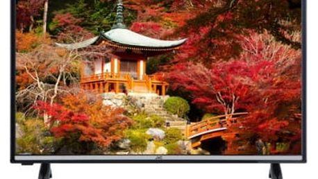 Televize JVC LT-32V550 černá