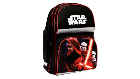 Batoh školní P + P Karton anatomický Star Wars + Doprava zdarma