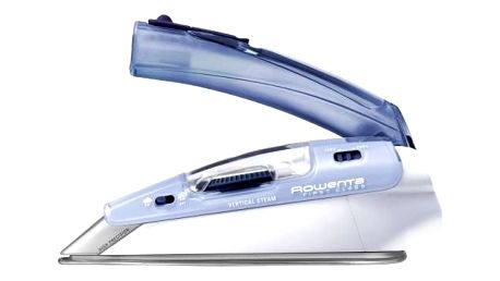 Žehlička Rowenta DA1510F2 bílá/modrá + Doprava zdarma