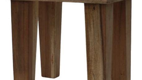 Stolička ze dřeva mungur HSM Collection Elephant - doprava zdarma!