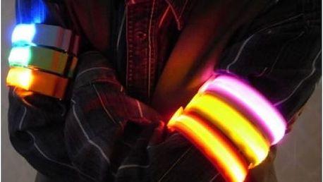 Svítící náramek LED