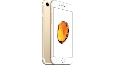 Apple iPhone 7, 128GB, zlatá - MN942CN/A