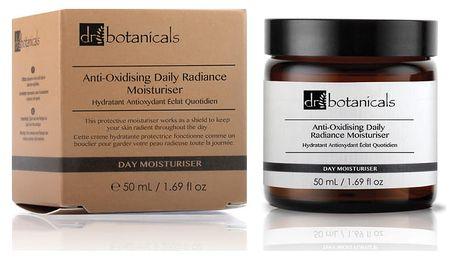 Denní hydratační krém Dr. Botanicals Anti-Oxidising Daily Radiance