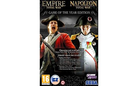 Empire Platinum Pack - PC - CGD1990