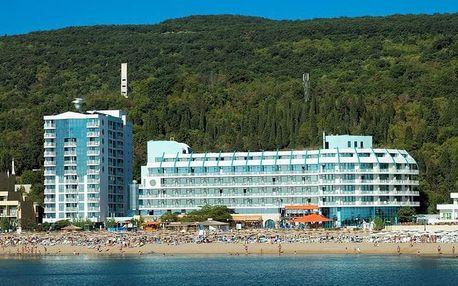 Bulharsko - Zlaté Písky na 8 dní, all inclusive s dopravou letecky z Prahy