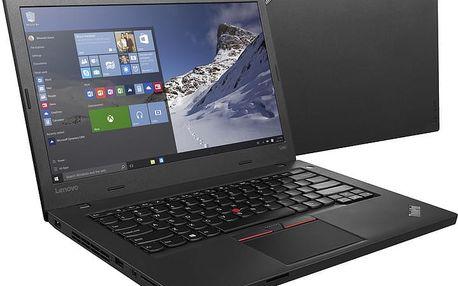 Lenovo ThinkPad L460, černá - 20FV001HMC