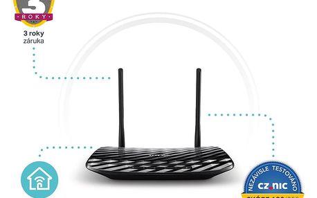 TP-LINK Archer C2 AC750 + IP TV Premium na 3 měsíce v hodnotě 2.097,- zdarma k TP-linku