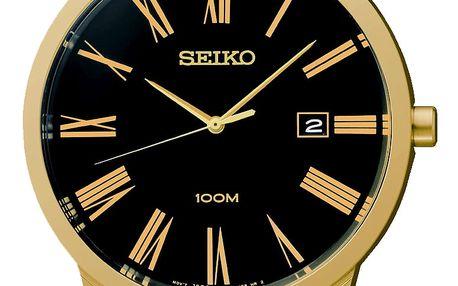 Seiko SGEH14P1 + pojištění hodinek, doprava ZDARMA, záruka 3 roky