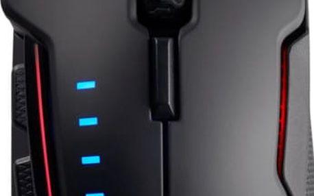Corsair Gaming Glaive RGB, černá - CH-9302011-EU + Podložka pod myš CZC G-Vision Dark v ceně 199,-