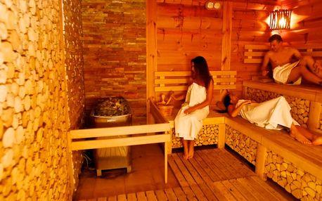 Hotel na Oravě s polopenzí a neomezeným wellness