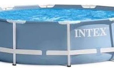 Bazén Intex Frame Pool Set Prism průměr 366 x 76 cm, 28710NP