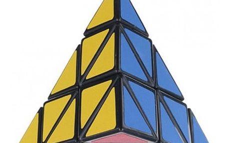 Rubikova kostka ve tvaru jehlanu