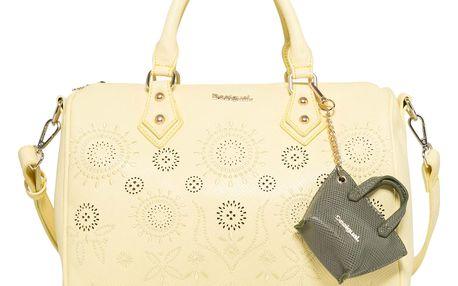 Desigual žlutá kabelka Bowling Vanesa