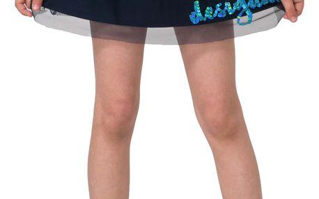 Desigual modrá dívčí sukně Puigdalber