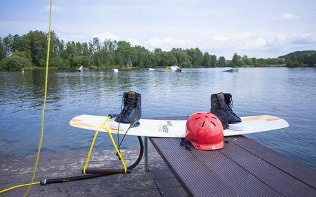 Wakeboarding v Jihomoravském kraji