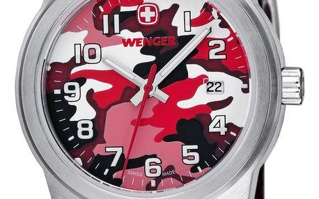 Wenger Field Classic Color 01.0411.105 + pojištění hodinek, doprava ZDARMA, záruka 3 roky