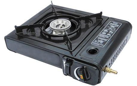 KEMPFAYA Přenosný plynový vařič v kufříku