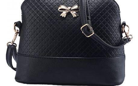 Crossbody kabelka s mašličkou - 6 barev