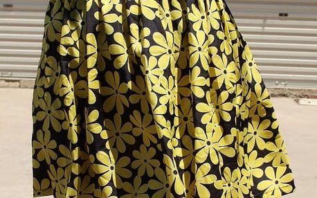 Krátká dámská sukně - varianta 10