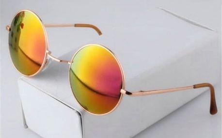 Sluneční brýle lenonky - varianta 6