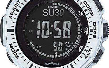 Casio PRG 300-7 + pojištění hodinek, doprava ZDARMA, záruka 3 roky