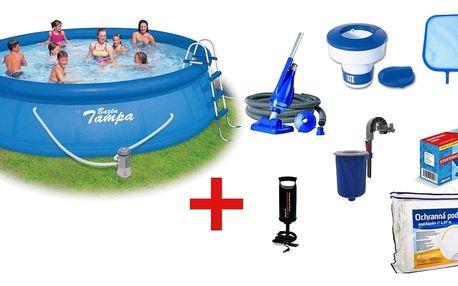 Marimex Bazén Tampa 4,57x1,07 m s filtrací a příslušenstvím - 19900041