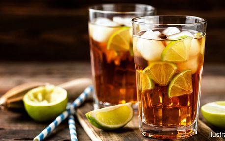 Letní osvěžení pro 2: Cuba Libre nebo Gin&Tonic