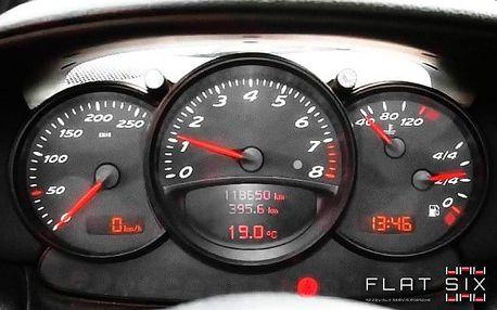 Zapůjčení jednoho ze dvou luxusních vozů Porsche od Flat Six až na týden v Říčanech