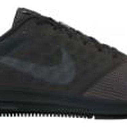 Pánské běžecké boty Nike DOWNSHIFTER 7 44 BLACK/MTLC HEMATITE-ANTHRACITE