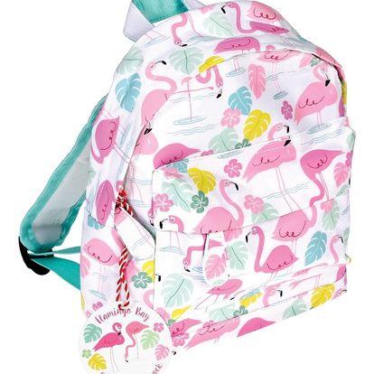 Dětský batoh Rex London Flamingo Bay