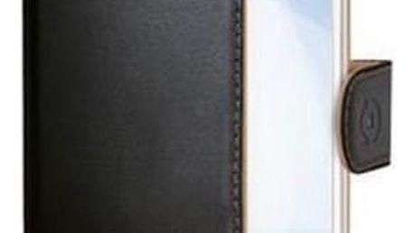 Pouzdro na mobil flipové Celly pro Samsung Galaxy J5 (WALLY510) černé