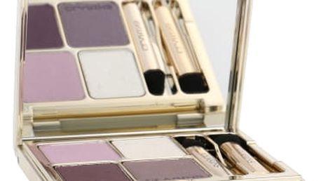 Clarins Eye Quartet Mineral Palette 5,8 g oční stín pro ženy 05 Violet