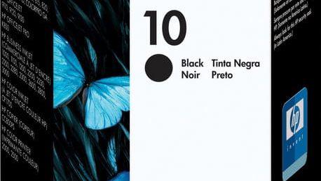 HP C4844A, no.10, černá