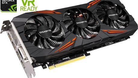 GIGABYTE GeForce GTX 1070 G1 Gaming, 8GB GDDR5 - GV-N1070G1 GAMING-8GD
