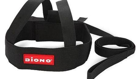 Bezpečnostní vodítko/kšíry Diono Sure Steps pro dítě černé