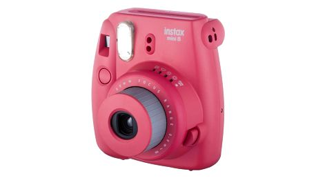 Fujifilm Instax MINI 8, raspberry - 16443838