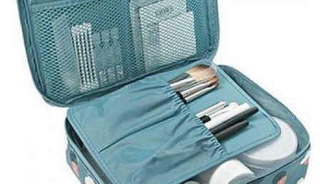 Toaletní taška na kosmetiku - 11 barev