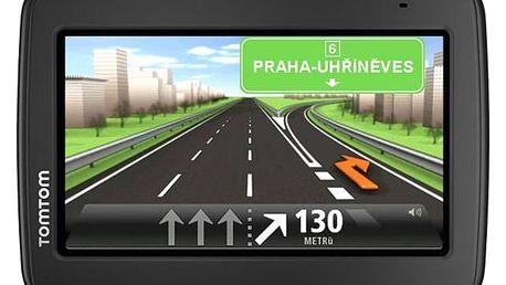 Navigační systém GPS Tomtom START 25 Europe Traffic LIFETIME mapy (1EN5.002.18) + Doprava zdarma