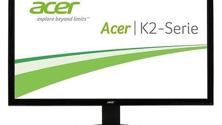 Monitor Acer K242HYLbid (UM.QX2EE.001) černý Čistící gel ColorWay CW-5151 (zdarma)Software F-Secure SAFE 6 měsíců pro 3 zařízení (zdarma)