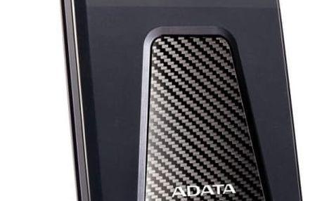 "Externí pevný disk 2,5"" A-Data HD650 2TB (AHD650-2TU3-CBK) černý"