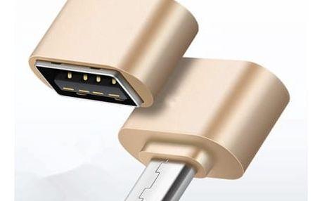 Kvalitní OTG Micro USB adaptér pro Android - dodání do 2 dnů