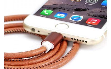 Nabíjecí kabel lightning potažený pro iPhone
