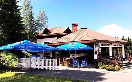 Krkonoše: Harrachov na léto ve 3* hotelu