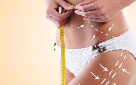 Chirurgická liposukce dvou vybraných partií