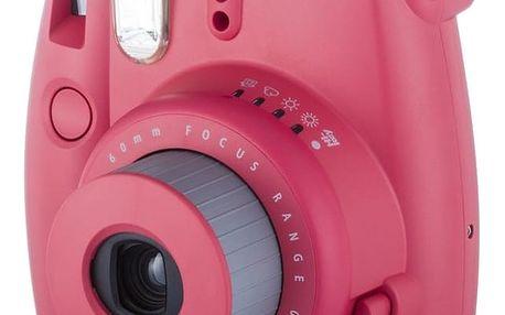 Fujifilm Instax MINI 8, raspberry - 16443838