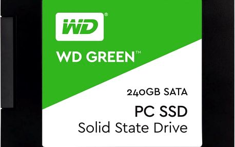 WD SSD Green - 240GB - WDS240G1G0A