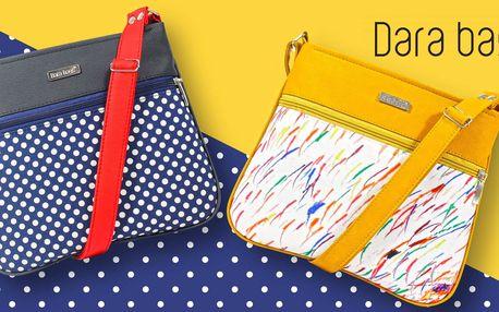 Šmrncovní kabelky Dara bags